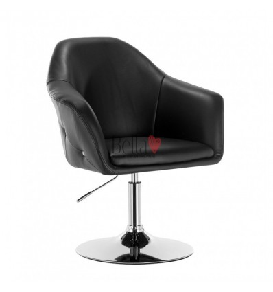 exclusive chair for beauty salon. Chair Black BFHC547