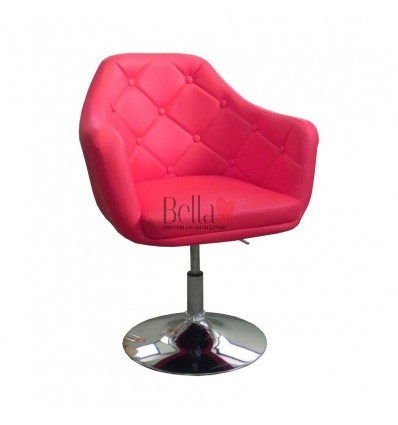 Elegant red chairs for beauty salons. Elegant Red chair BFHC831