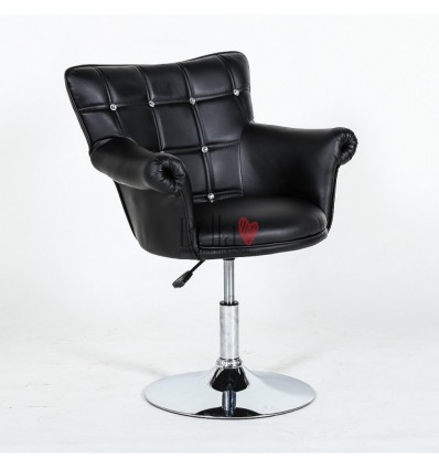 Swivel salon chairs. Swivel beauty chairs. Swivel hairdresser chairs BFHC804C