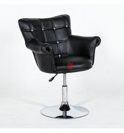 Swivel salon chairs. Swivel beauty chairs. Swivel hairdresser chairs BFHC804C