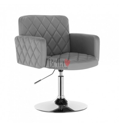Best selection of stylish chairs for beauty salons grey BFHC8020