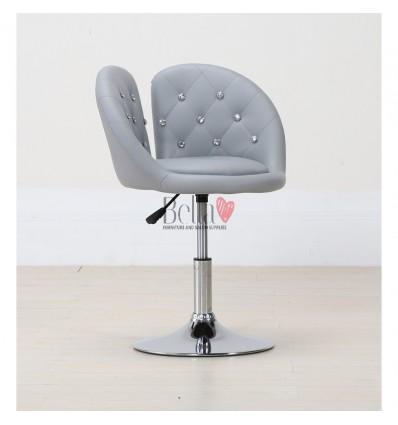 designer style chair grey BFHC944N