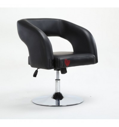 bespoke chairs for beauty salon. Chair Black BFHC801