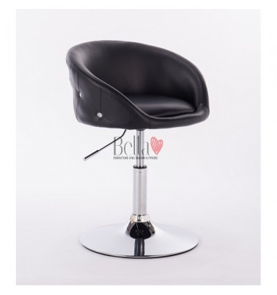 bella furniture salon chairs for hairdressers. Chair Black BFHC701N