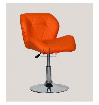 Luxury salon Chair Orange BFHC111N