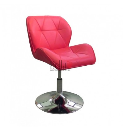 Luxury salon Chair Red BFHC111N