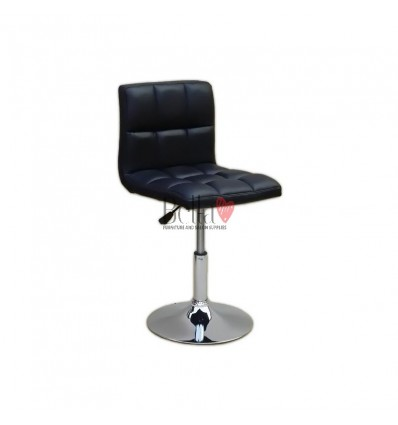 Beautiful & elegant chairs for beauty salon Ireland. Bella Furniture Ireland Black Chair BFHC8052N
