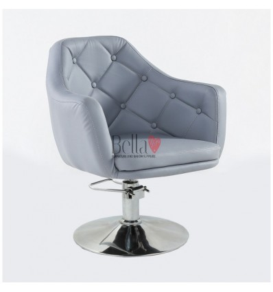 Bella Furniture hydraulic grey chairs for sale Ireland BFHC831H