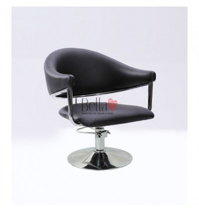Cheap hydraulic black chairs for beauty salon. Cheap hydraulic black Chairs Black BFHC8056H
