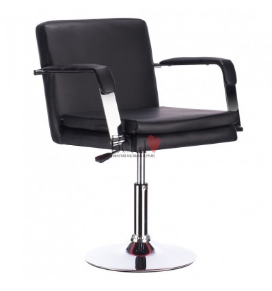 Chairs for beauty salon Ireland. Chair Black BFHC11016