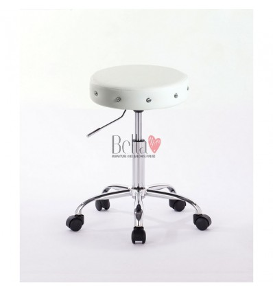 stools for sale Ireland. Stool White BFHC1102C
