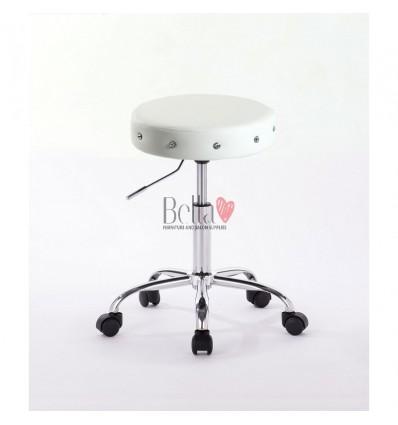 stools for sale Ireland. Stool White BFHC1102C
