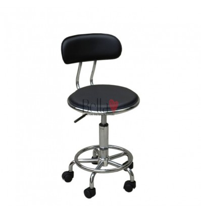 Bella Furniture stools. Black Stools for beauty salons. Stools for sale. Stool Black BFHC8028