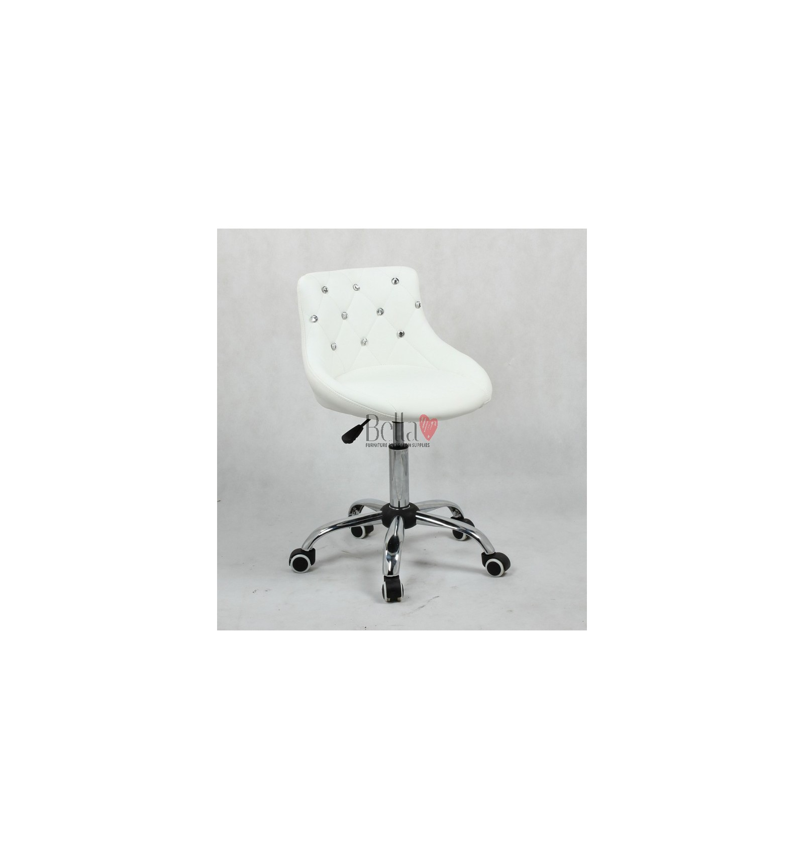 Bella Furniture Chairs For Beauty Salons White Hairdressers