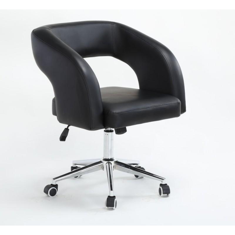 Chair On Wheels Black Bfhc801k