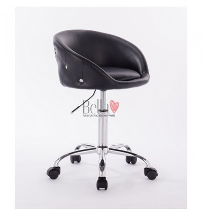 Black Chairs for Beauty salon and Hairdresser Dublin Ireland BFHC701K