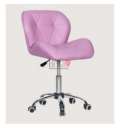 Elegant and stylish lavender chairs for beauty salons and nail salons BFHC111K