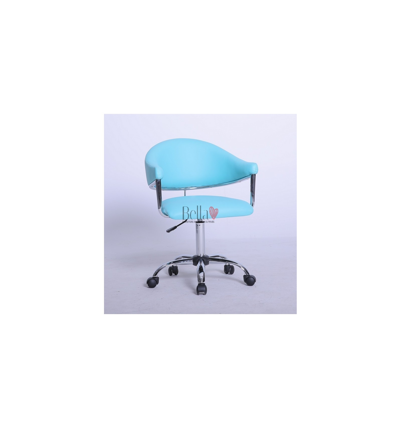 Turquoise chairs for hairdressers chair for beauty and for Salon turquoise