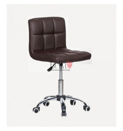 brown chairs for hairdressers. brown chair for beauty salons Ireland BFHC8052K
