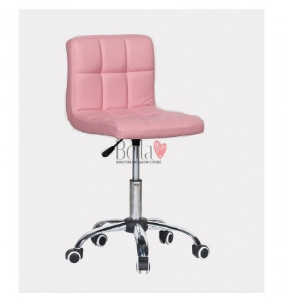 pink chairs for hairdressers. pink chair for beauty salons Ireland BFHC8052K