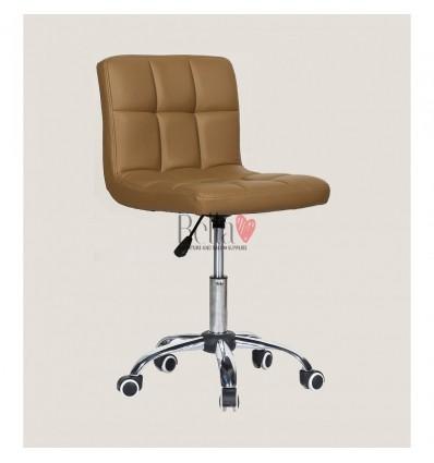 caramel chairs for hairdressers. caramel chair for beauty salons IrelandBFHC8052K