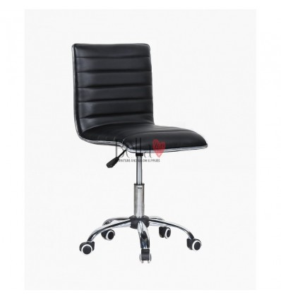 Best chairs for beautician. Black chair for beauty salons Ireland Black BFHC1156K