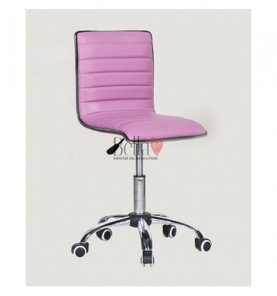 Best chairs for beautician. lavender chair for beauty salons Ireland BFHC1156K