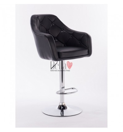 makeup High Chair - reception high chairs Black BFHC500