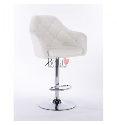White makeup High Chair - reception high chairs white BFHC500