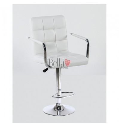 Elegant White high makeup chairs white BFHC1015WP