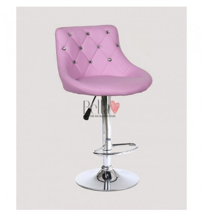 Lavender High Chairs for Salons in Ireland - Black BFHC931W