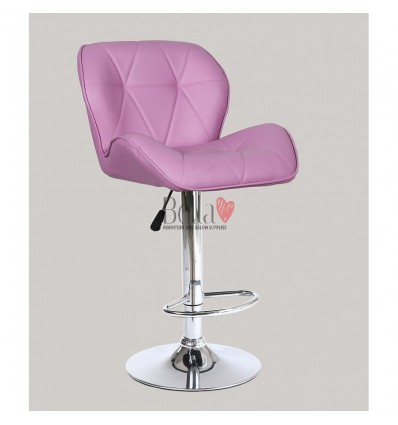 Lavender High Makeup chairs for makeup salon and beauty salon lavender BFHC111W