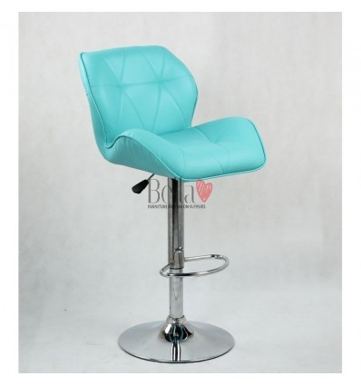 Turquoise High Makeup chairs for makeup salon and beauty salon BFHC111W