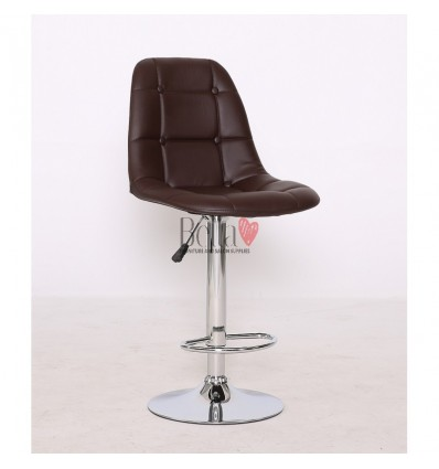 Brown Modern High Makeup chairs for makeup salon and beauty salon. BFHC1801W