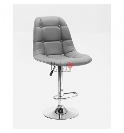 Grey Modern High Makeup chairs for makeup salon and beauty salon. BFHC1801W