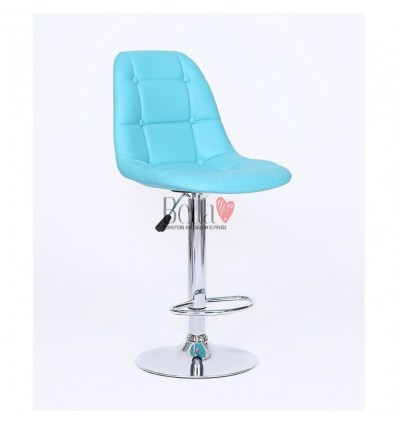 Turquoise Modern High Makeup chairs for makeup salon and beauty salon. BFHC1801W