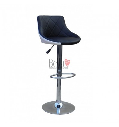 Black-White High Makeup chairs for makeup salon and beauty salon BFHC931