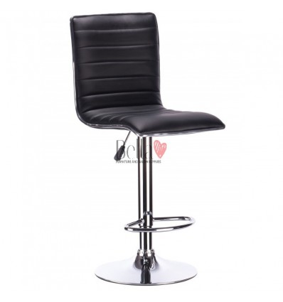 Black High Makeup chairs for makeup salon and beauty salon. BFHC1156