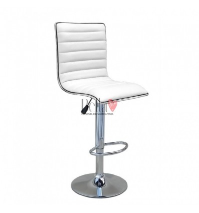 White High Makeup chairs for makeup salon and beauty salon. BFHC1156