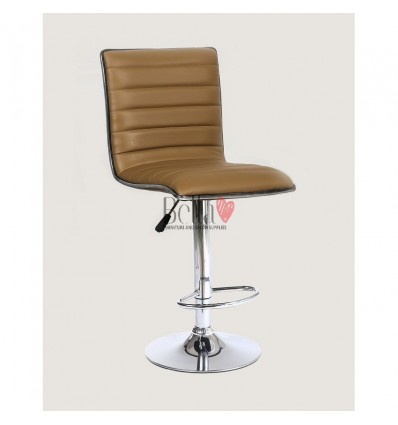 Caramel High Makeup chairs for makeup salon and beauty salon. BFHC1156