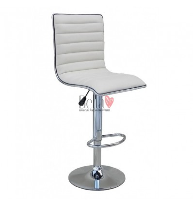Cream High Makeup chairs for makeup salon and beauty salon. BFHC1156