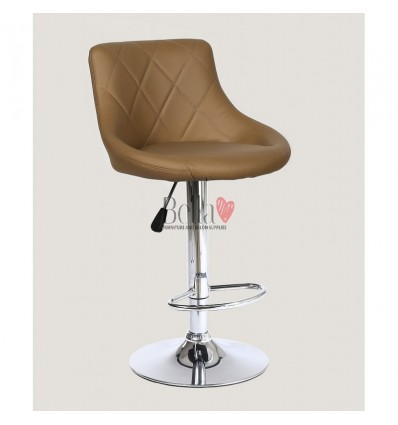 Caramel High Makeup chairs for makeup salon and beauty salon. BFHC1054