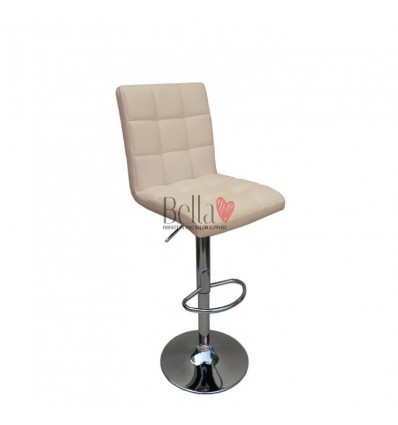 Classic Cream High Chairs for Salons in Ireland - cream BFHC1015