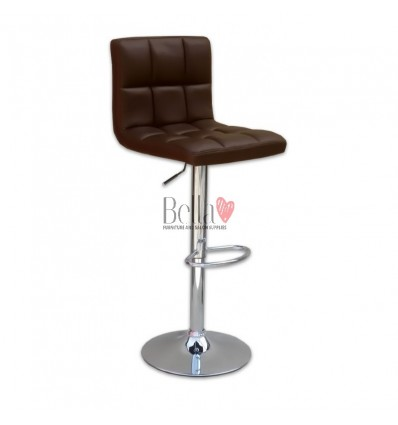 Classic Brown High Makeup chairs for makeup salon BFHC8052