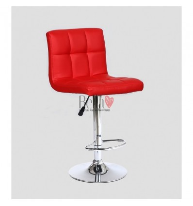 Classic Red High Makeup chairs for makeup salon BFHC8052
