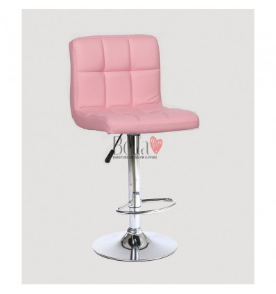 Classic Pink High Makeup chairs for makeup salon BFHC8052