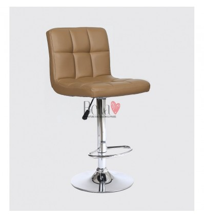 Classic Caramel High Makeup chairs for makeup salon BFHC8052