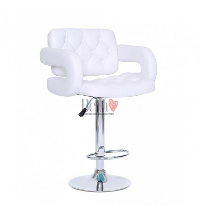 Classic White Professional Makeup chairs BFHC8403