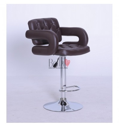 Classic Brown Professional Makeup chairs BFHC8403