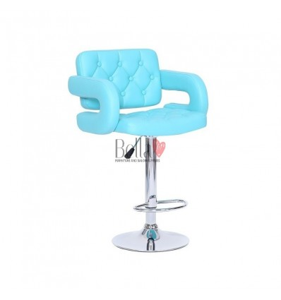 Classic Turquoise Professional Makeup chairs BFHC8403